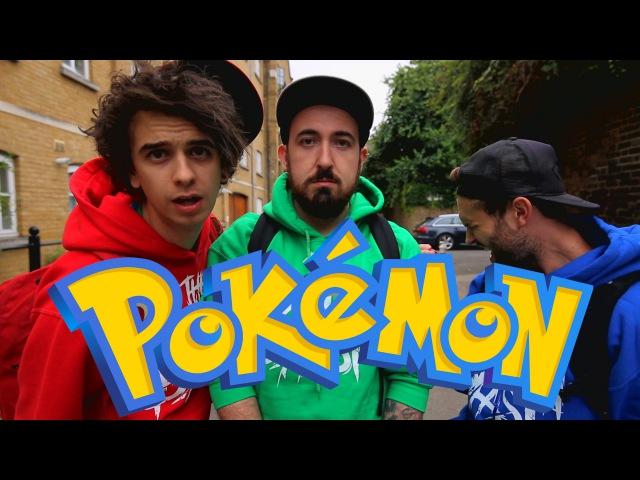 Pokemon Theme Song (Pokemon GO Parody) - The Midnight Beast