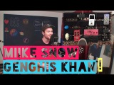 Miike Snow - Genghis Khan (Live Acoustic Loop Cover)