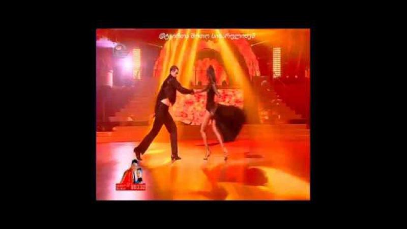 Финал Победитель Станислав Бондаренко Танцы со звездами Грузия CEKVAVEN VARSKVLAVEBI 2016 FINALI