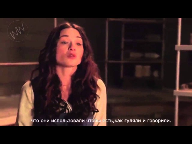 Crystal Reed comе back | Кристал Рид возвращается в Волчонок русские субтитры
