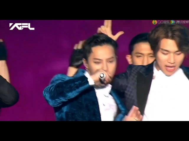 [BIGBANG] QQ MUSIC AWARD 2016-03-23