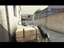 CS GO CyberFocus SICK USP S FOUR KILLS