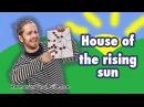 House of the rising sun Harmonica Les portes du pénitencier