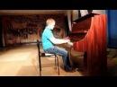 Фортепиано. Коровицын. Два клоуна (рыжий и блондин)