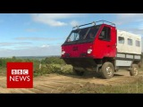 F1 engineer makes 'first flat-pack truck' - BBC News