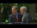 Кукушка хвалит петуха: опубликована личная переписка Блэра и Буша по Ираку
