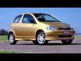 Toyota Echo 3 door AU spec
