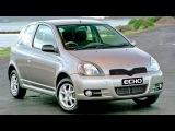 Toyota Echo Sportivo 3 door