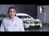 Виталий Петров первый россиянин в DTM 2014