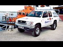 Toyota Hilux Double Cab RNLI UK spec '2001–05