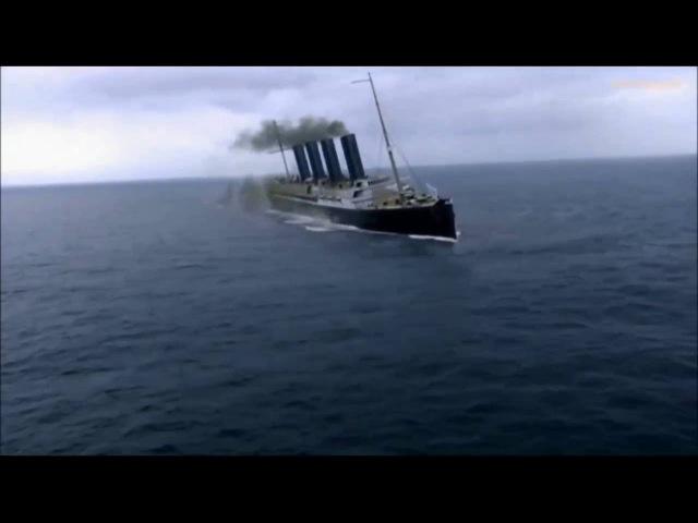 Клип на фильм Лузитания