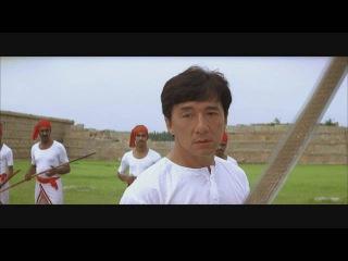 Лучший бой на мечах с Джеки Чаном