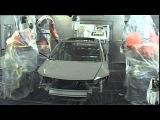 Honda Factory in Swindon, UK (Civic, CR-V) Part 1