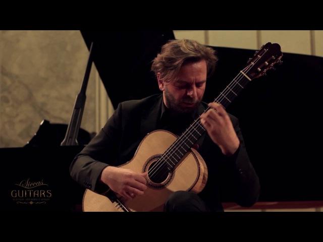 Marcin Dylla plays Predule No. 2 by Heitor Villa-Lobos