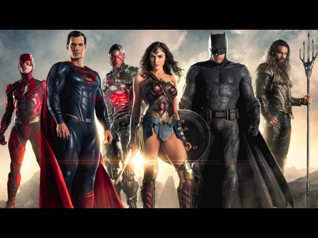 Icky Thump By The White Stripes (Justice League Comic-Con Trailer Music)