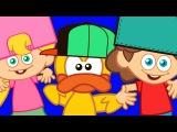HOPLA TOPLA - Sevimli Dostlar Eğitici Çizgi Film Çocuk Şarkıları Videoları