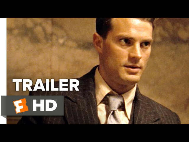 Anthropoid Official Trailer 1 (2016) - Jamie Dornan, Cillian Murphy Movie HD