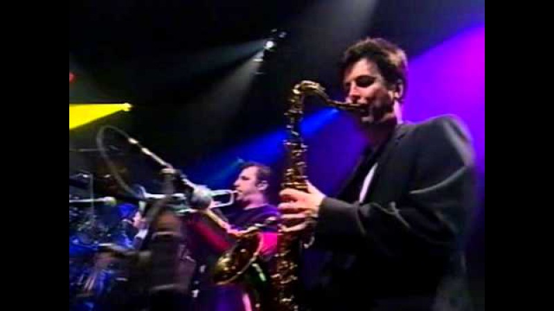 Level 42 - Guaranteed Live - Town Country Club, London - March 1992