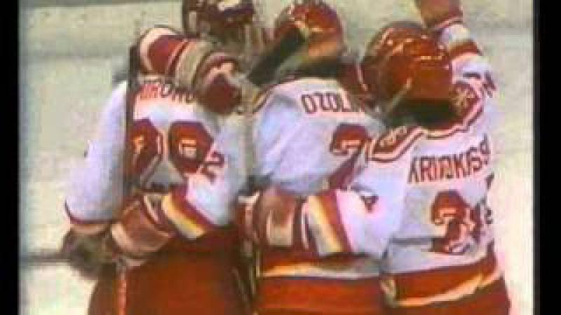 Молодёжный ЧМ по хоккею 1992.Разорвали Канаду! Золото