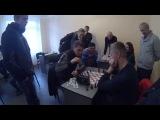 №7 Турнір з шашок та шахів (уривок) (Київська обласна спартакіада серед молоді 2015)