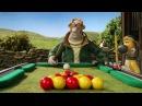 Барашек Шон серия 76 Биллиард Shaun the Sheep Shaun Goes Potty HD