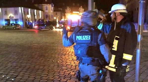 Немецкий спецназ задержал 16-летнего друга и возможного соучастника мюнхенского стрелка - Цензор.НЕТ 9091