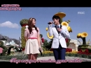 [FSG ☆ BEAST B2UTY ☆] YoSeop (BEAST) EunJi (Apink) - Love Day, Music Core 20120407 [рус.саб]