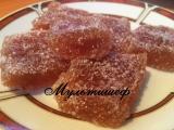 Яблочный мармелад без желатина в мультиварке
