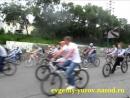 Вело заезд Полосатый рейс День молодёжи Владивосток