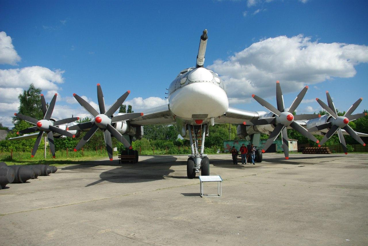 Полтавский музей дальней и стратегической авиации