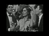 Dalida - Medley (quatuor F. Alamo, E. Macias, A. Barriere) / 22-04-1964 Age tendre et tete de bois