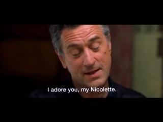 Robert de Niro Speaks Greek (Роберт де Ниро говорит на греческом ) (FOR GIG)