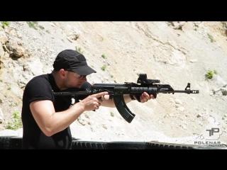Западная тактика стрельбы. Стрельба и перезарядка из АК