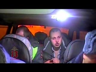 Пьяный автомобилист напал на инспекторов ДПС в Красноярском крае