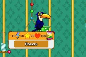 PLAYONLINE   Играть в онлайн игру Попугай Полли 2