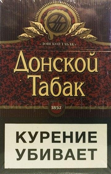 Сигареты оптом Дон табак темный