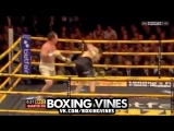 BOXERS PUNCHED THROUGH THE ROPES #4 (Boxing Vines) | vk.comboxingvines