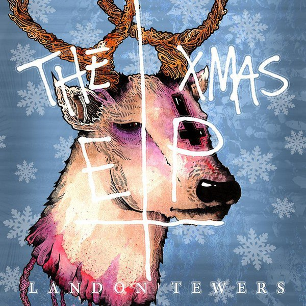 Landon Tewers - The Xmas EP (2015)