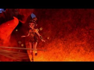 Мия и Я (1 сезон 13 серия) - Огненный единорог