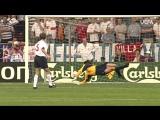 Португалия 3-2 Англия  ЕВРО-2000  Обзор матча HD
