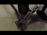 Отрезание кабеля ВВГнг 5х70