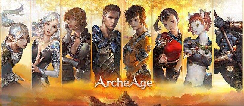 Вкус свободы в Archeage — обзор на игру