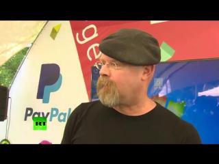 Джейми Хайнеман говорит по-русски [480p]