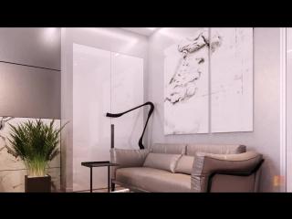 Современный стиль и эко-дизайн в интерьере офиса