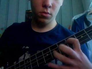 how to play feel good inc on bass guitar