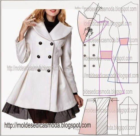 Пальто и выкройки