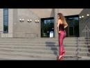 Pantyhose, Silky Fetish ∞ Young babe teen ass leggings sexy spandex молодая красивая девушка в леггинсах попка в лосинах ножки [