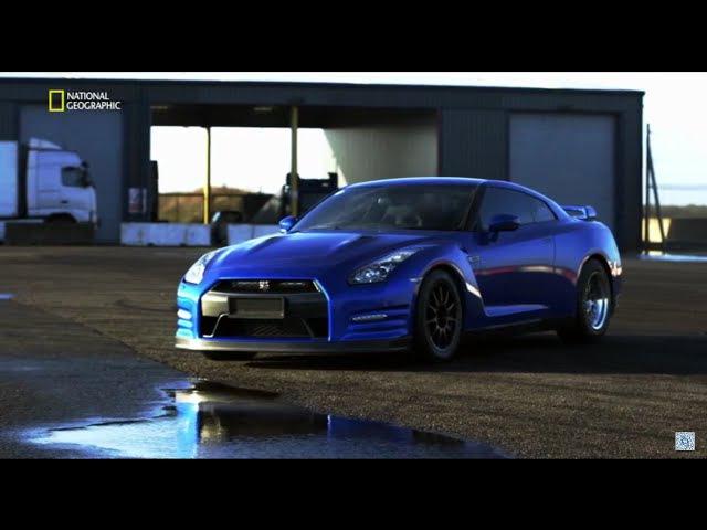 3.6. Настоящий суперкар - Ниссан ГТ-Р / Supercar Megabuild - Nissan GT-R