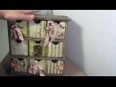 Kaisercraft 9 drawer assembly tutorial.