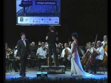 irakli kakhidze AND Ketevan Kemoklidze finale CARMEN Batumi music festival 15.07.2014